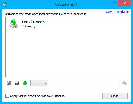 Dropbox NAS Visual-subst